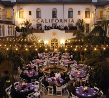 Purple California Chic By Kismet Events