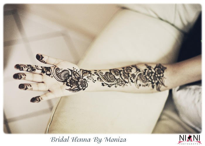 Bridal Henna By Moniza