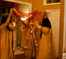 The Muslim Bride Special Wedding Feature: Sana and Shahzeb's Mayoun/Manjha Event