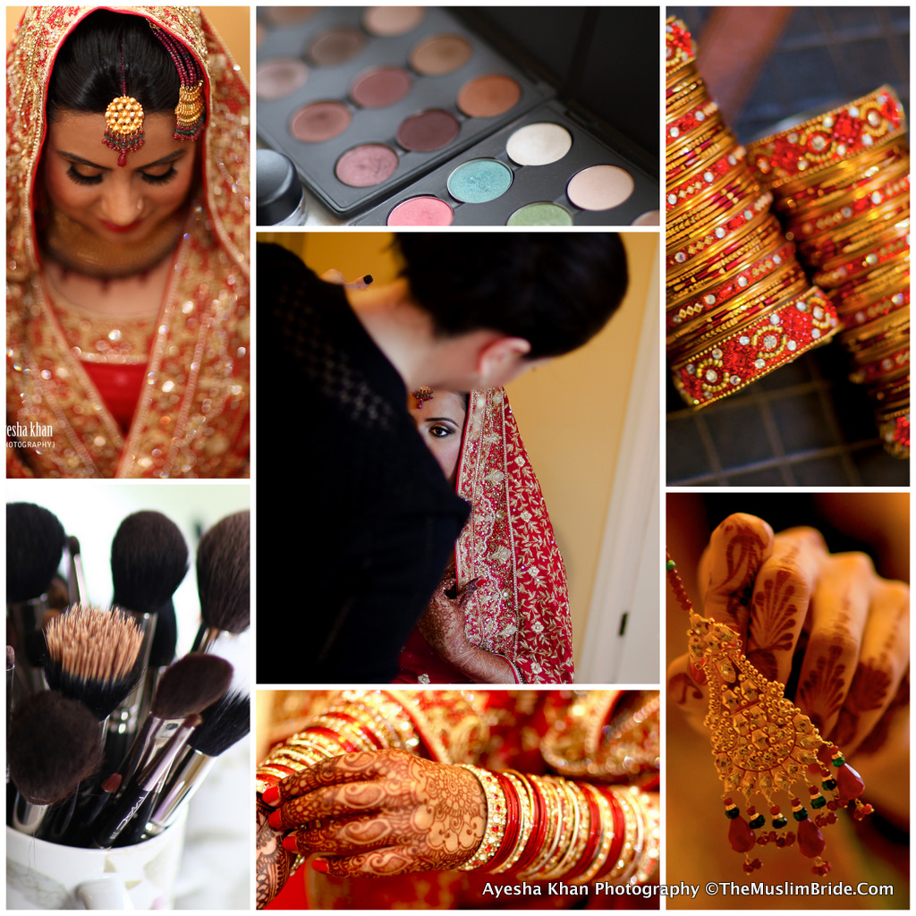 The Muslim Bride Special Wedding Feature: Sana and Shahzeb's Wedding Reception