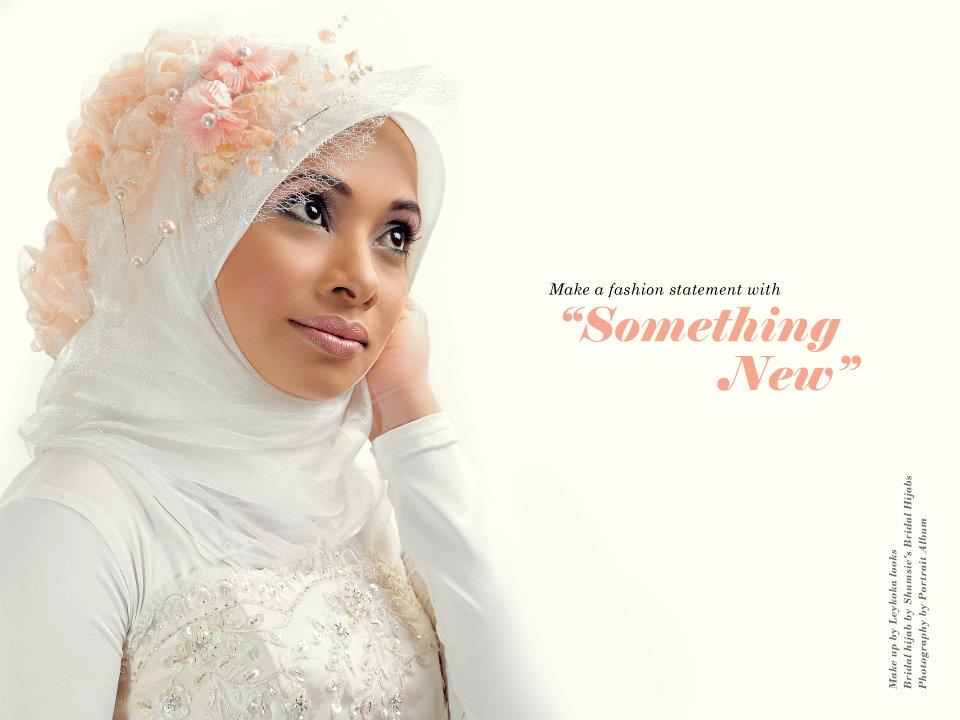 Bridal Hijab Lookbook By Hijab Stylist Shamma