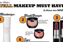 Fall Makeup Must-Haves By Saleha Abbasi