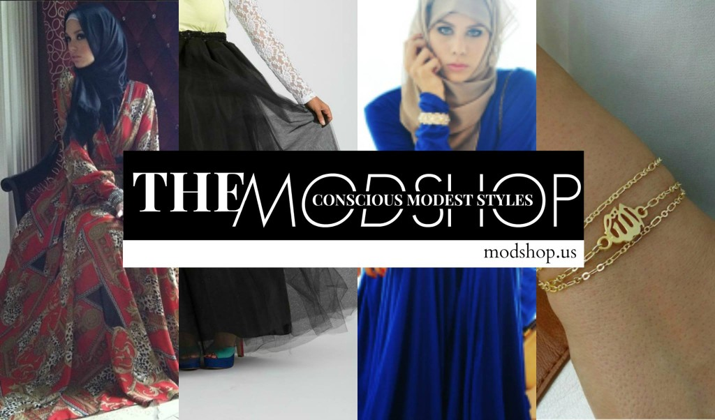 The MODSHOP: An Ethical And Modest Multi-Brand Eshop For The Social Conscious Woman By Sadeel Allam