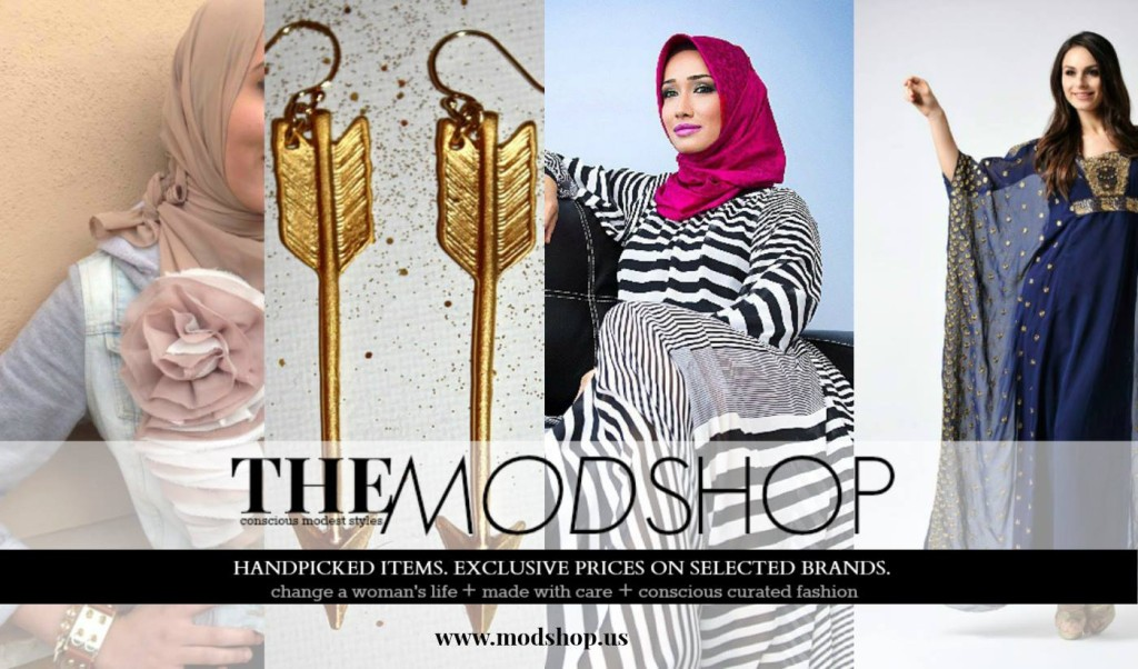 The Modshop By Sadeel Allam
