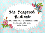 The Pampered Muslimah