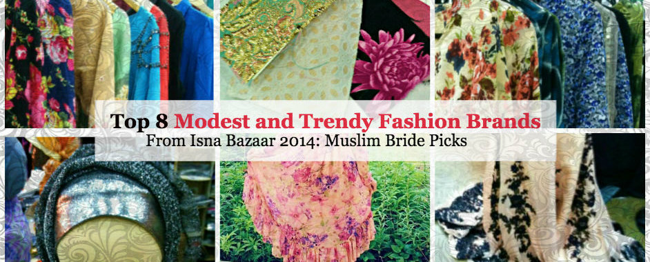 Top 8 Modest and Trendy Fashion Brands From Isna Bazaar 2014