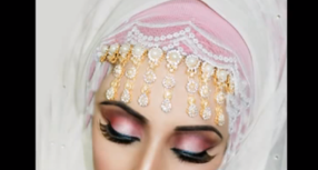 Arabian Bridal Makeup By Sadaf Wassan