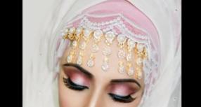 Arabian Bridal Makeup By Sadaf Wassan